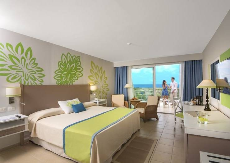 Superior room with sea view blau varadero hotel cuba