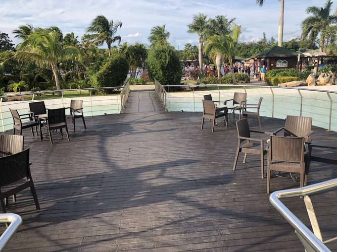 Outdoor swimming pool blau varadero hotel cuba