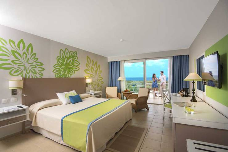 Superior double room with bay views blau varadero hotel cuba