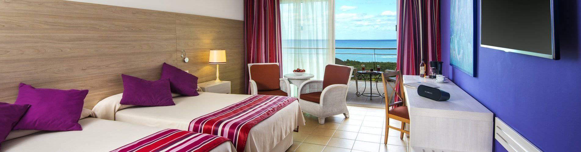 Blau Varadero Hotel Select Double Room With Sea View Cuba